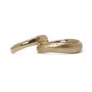 Wabi Sabi Bolge wedding ring norway