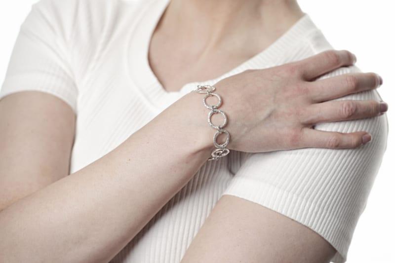 Bracelet in silver